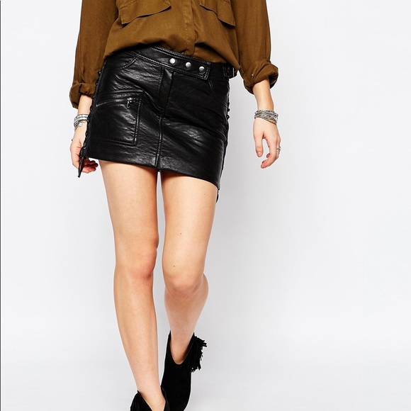 really cheap new appearance reliable quality ✨Pull & bear skirt✨